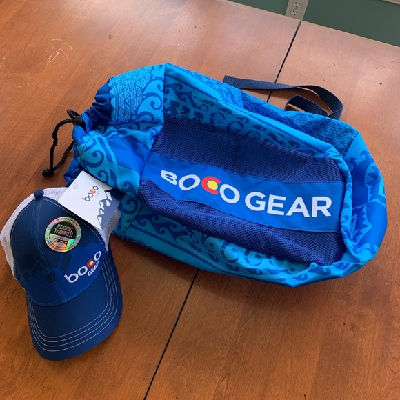 fd6fc3d4 boco gear Bags | New Backpack And Trucker Hat | Poshmark
